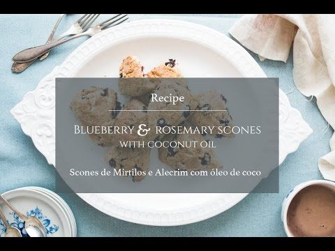 Blueberry Scones - YouTube