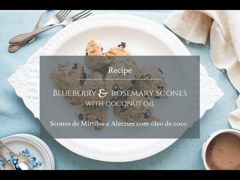 Blueberry Scones - YouTube