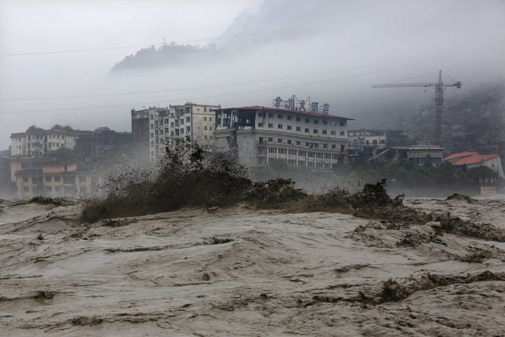 "NUMBER 4-- ""How Air Pollution May Have Caused Catastrophic Flooding in China"" This NPR article will require scaffolding for vocabulary and concepts. Connect pollution and flooding to the events of the historical war in The Testing."