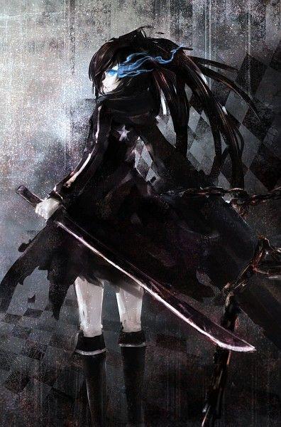 Pixiv Id 8657603, Black★Rock Shooter