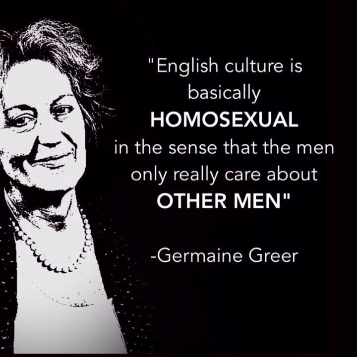 Germaine Greer Feminist