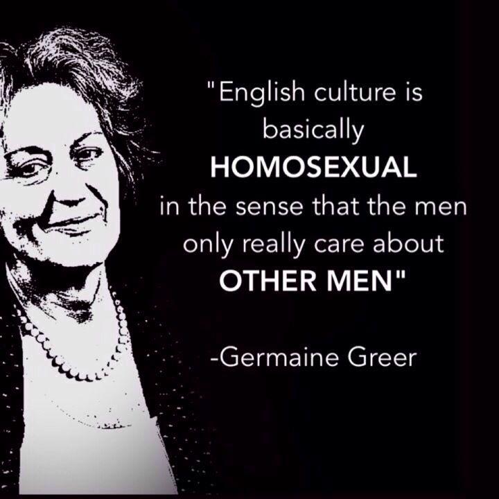 Germaine Greer Feminist