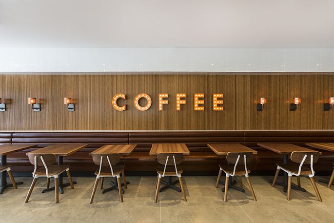 Crave Cupcakes and Coffee | AvroKo | A Design and Concept Firm