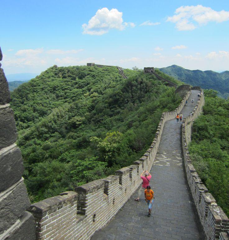 The Great Wall near Beijing 3