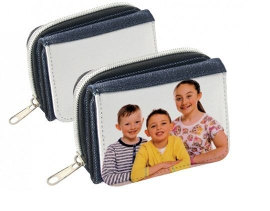 Personalized Jeans Wallet Purse with your own personalised photo or image #Unbranded