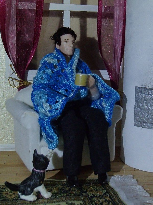 Mr Darcy -nukke