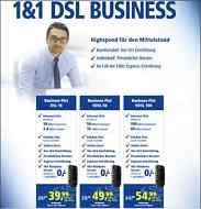 1und1 Business DSL VDSL  - AB 39,99€ - ANGEBOT- für 24 Monate