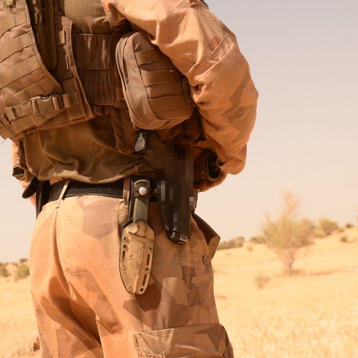 Knv knivar har blivit förstahandsvalet för många militärer i krävande tjänst för att knivarna är så tåliga och behåller sin höga prestanda även under extrema förhållanden.  http://www.jaktkit.com/sv/14-jaktknivar
