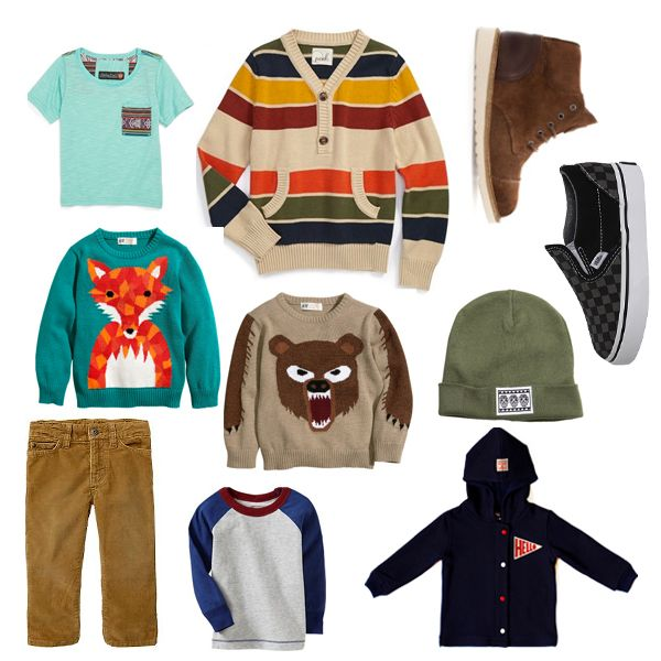 tales of me and the husband: fall fashion for a toddler boy