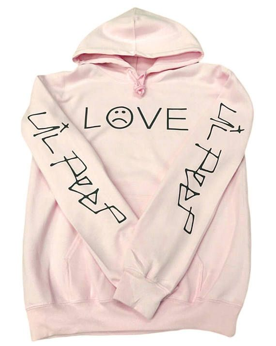 4f81dea1658e3 Enjoy Your Lil Peep Love Hoodie 40% OFF - Today Only - Cozy sweats in our  core weight. 7.8-ounce