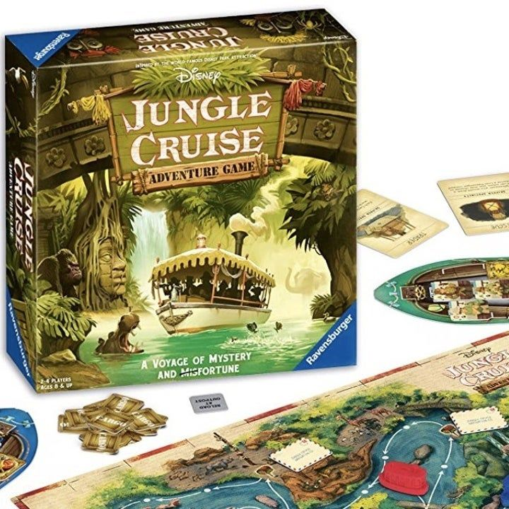 And If Your Kids Like Mine Are Missing The Disney Parks Like Crazy Get Them The Jungle Cruise Adventure Game To Bring Some Of That Magic Home In 2020 Disney Games