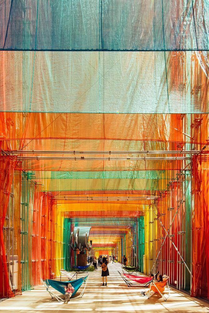 Gallery of Archifest 2016 Pavilion / DP Architects - 19