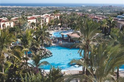 Spain Hotels: Palm Oasis Maspalomas