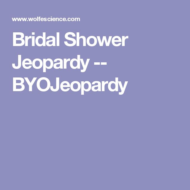 Examples Of Jeopardy Categories: 25+ Best Ideas About Bachelorette Jeopardy On Pinterest