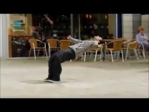 Dynamo Magician Famous Levitation Trick! :)