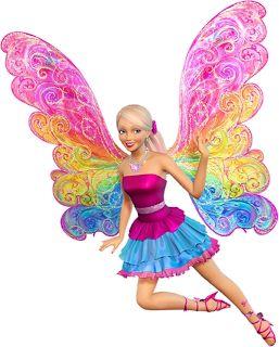 Barbie Segredo das Fadas (Fairytopia) - Kit Completo com molduras para convites, rótulos para guloseimas, lembrancinhas e imagens! - Fazendo a Nossa Festa