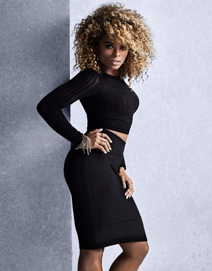 Fleur East Co-ordinating Knitted Skirt