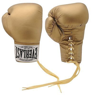 Everlast #display autograph only #boxing #gloves gold gym fitness,  View more on the LINK: http://www.zeppy.io/product/gb/2/201570637363/