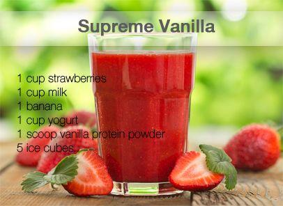 Supreme Vanilla