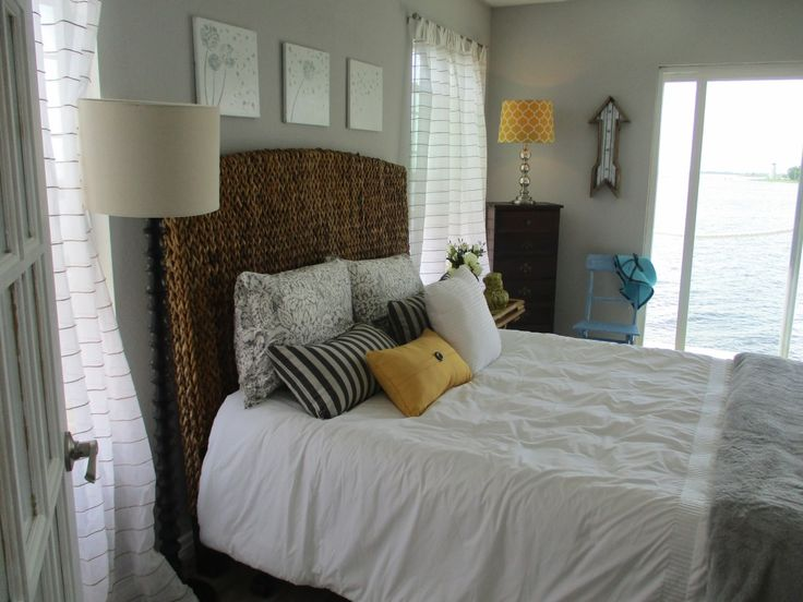 Floating Home Gets A Gorgeous Makeover Master Bedroom Addition