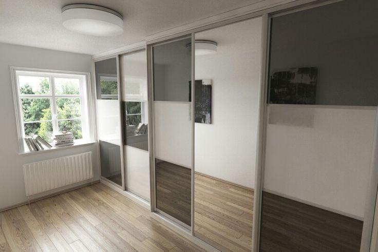Návrh vestavěné skříně #dbdesign #visualization #3d #design #furniture