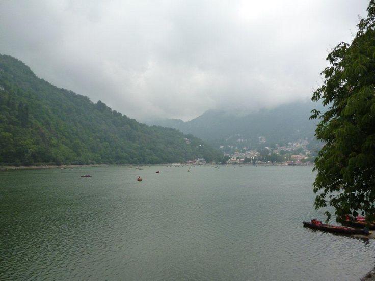 Again, Nainital Lake