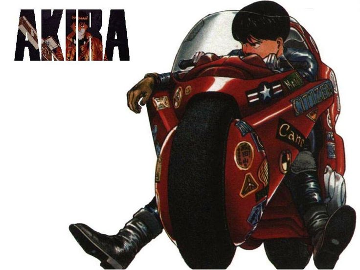 Akira, my all time favourite manga and anime. Ah, the nostalgy. Ah, the teenage years spent as an introverted j-nerd.