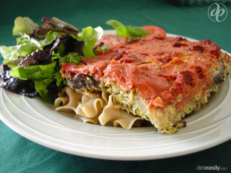 Eggplant Lasagne recipe will be available soon on the dieteasily.com platform #dinner #ihopethereareleftovers