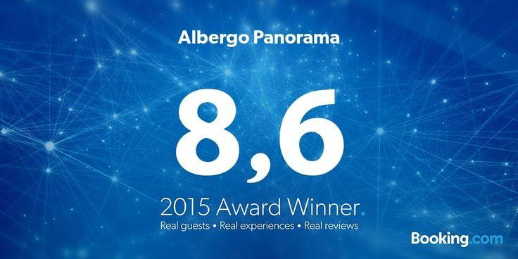 Affezionati clienti hanno premiato l'Albergo Panorama Bologna IT.
