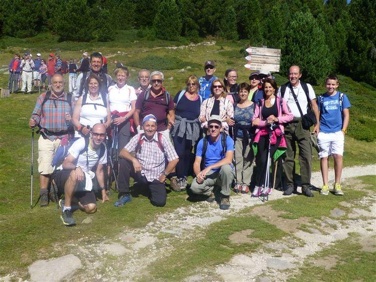 Wanderung zur Zanser-Alm - Escursione alla malga Zannes