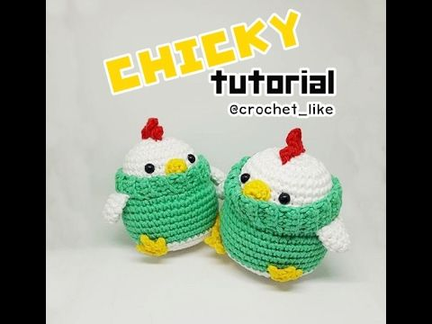 Crochet Patterns In Tamil : ... crochet chicky tutorial video by crochet like thank you so much for