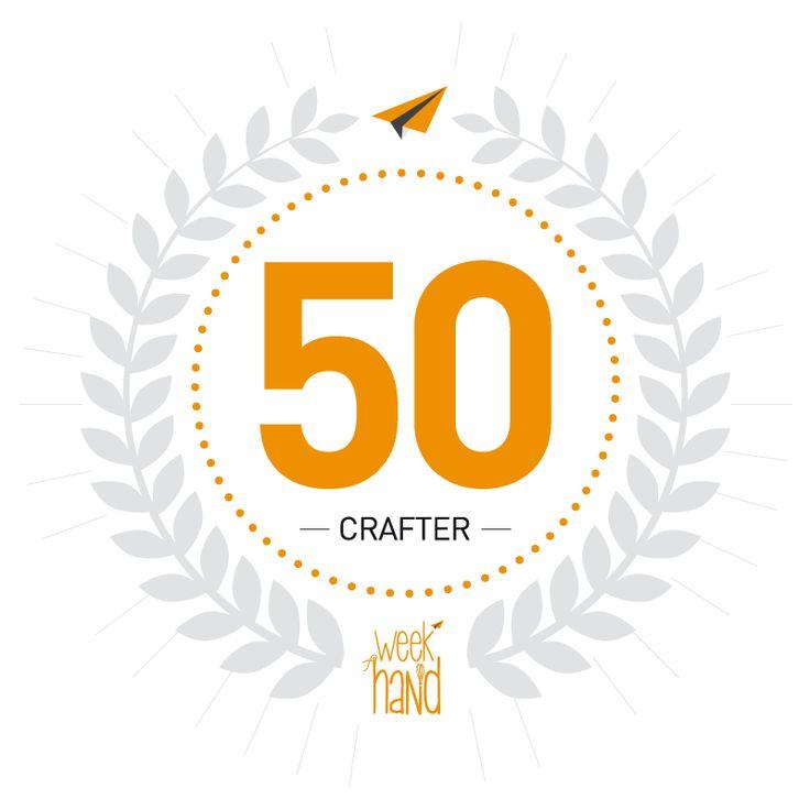 Felice di essere tra i 50 #crafters scelti per la prima edizione del festival dell' #handmade di #Foligno! Vi aspetto il 19/20 settembre!! #gioiellidicarta #gioiellicontemporanei #artigianato #weekhand15 #green #sustainable #exhibition #esposizione #graphic #madeinitaly #fattoamano #fattoinitalia #fashionlovers #savethedate