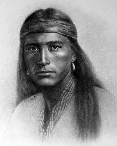 Navajo, indien d'Amérique