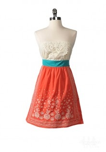 // The Chelsea Dress