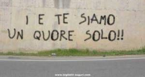 love graffiti, amore, risate, sarcasmo, XD, smile, canzoni italiane, love songs, love