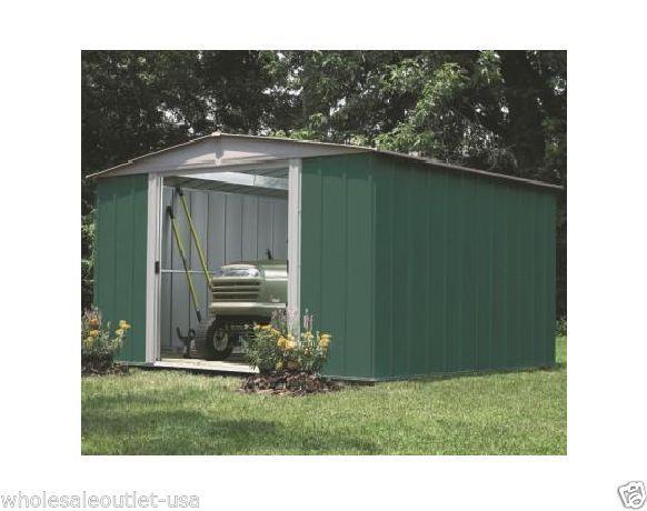 Garden Sheds 10 X 10 51 best arrow storage sheds images on pinterest | metal shed