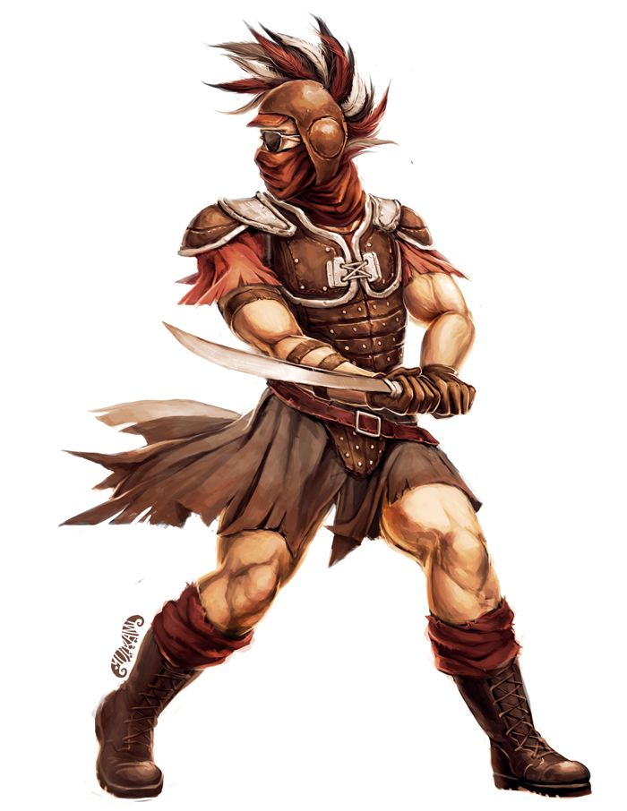 Fallout New Vegas - Legionary Decanus by yuikami-da -------------------------------------- Ah, the Legion. You either love 'em, hate 'em, or join 'em. I might be a cold hearted contract killer, but even I had little love for Caesar's little gang of slavers.