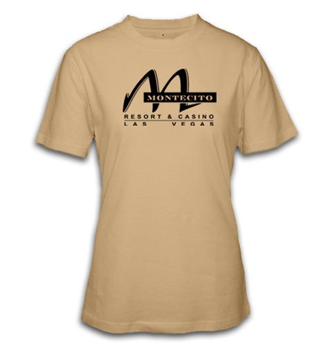 Montecito Hotel and Casino Las Vegas TV Show Tshirt Ladies - $11.95 : Unique T-shirts, mugs, decals & gifts  , Dreams2things