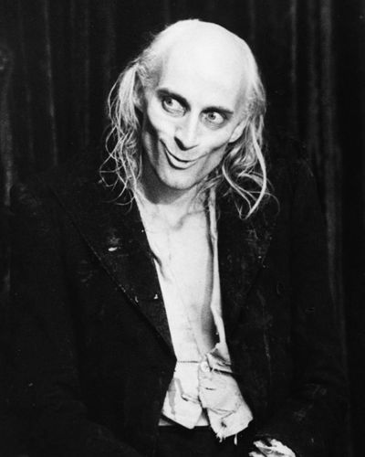 Richard O'Brien. (okay, dammit, that is a most dorky looking shot, Ritzy)…