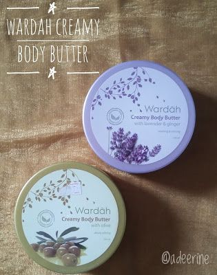 Beginner Beauty Enthusiast: REVIEW WARDAH CREAMY BODY BUTTER - REKOMENDASI BOD...