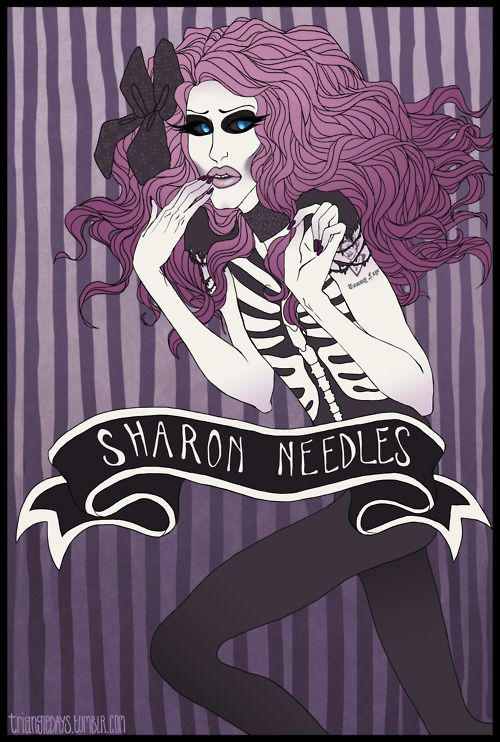Sharon Needles