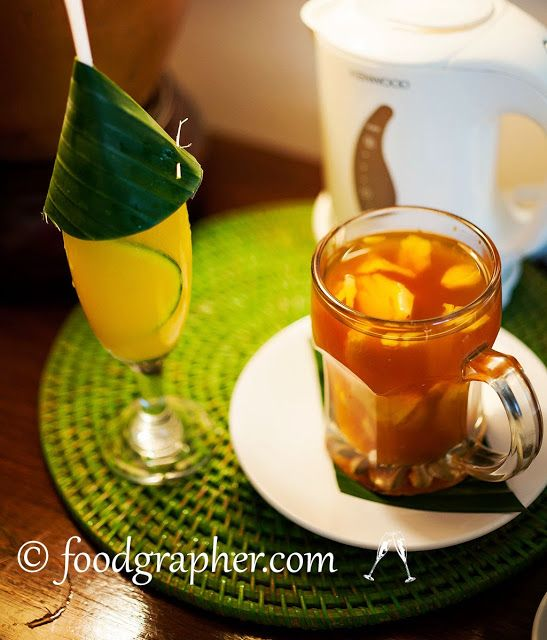 FoodGrapher: Hotel Tugu (Part 1)