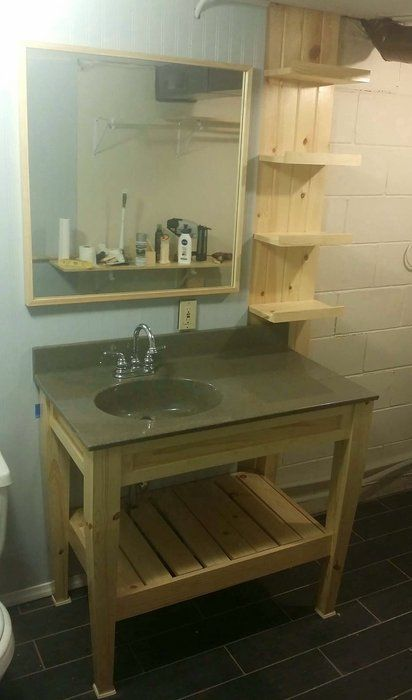 Photo Gallery For Photographers Quick and Cheap Bathroom Vanity