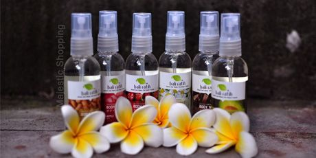 Body Mist Bali Ratih. Refreshing your day! Majestic Shopping