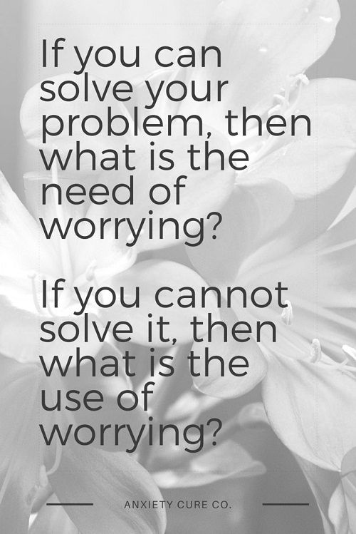 Worrying Struggle Quotes