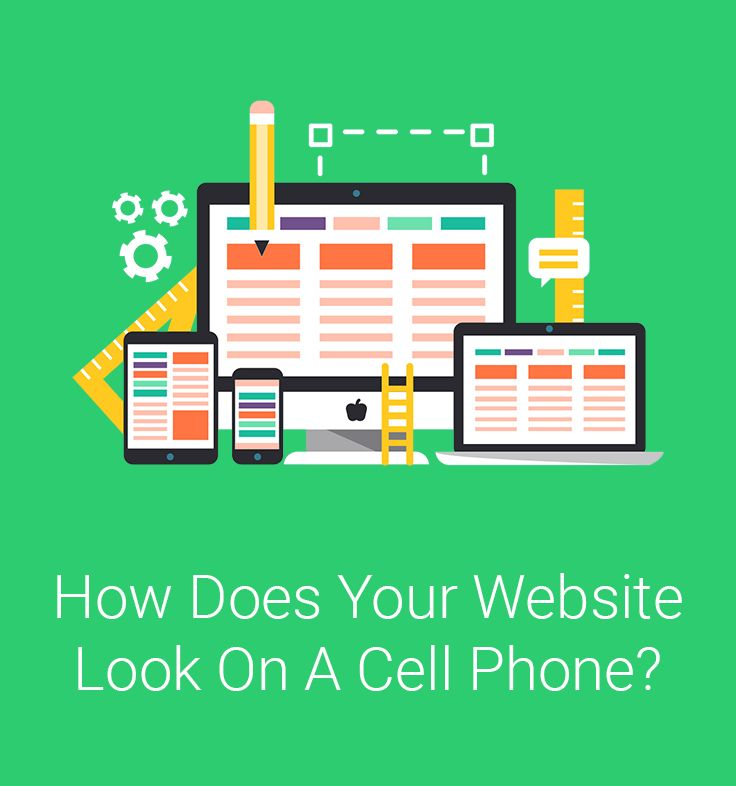 Mobile devices have changed the way we view the Internet. With responsive design, your website adapts to these different devices, substantially improving the user experience.