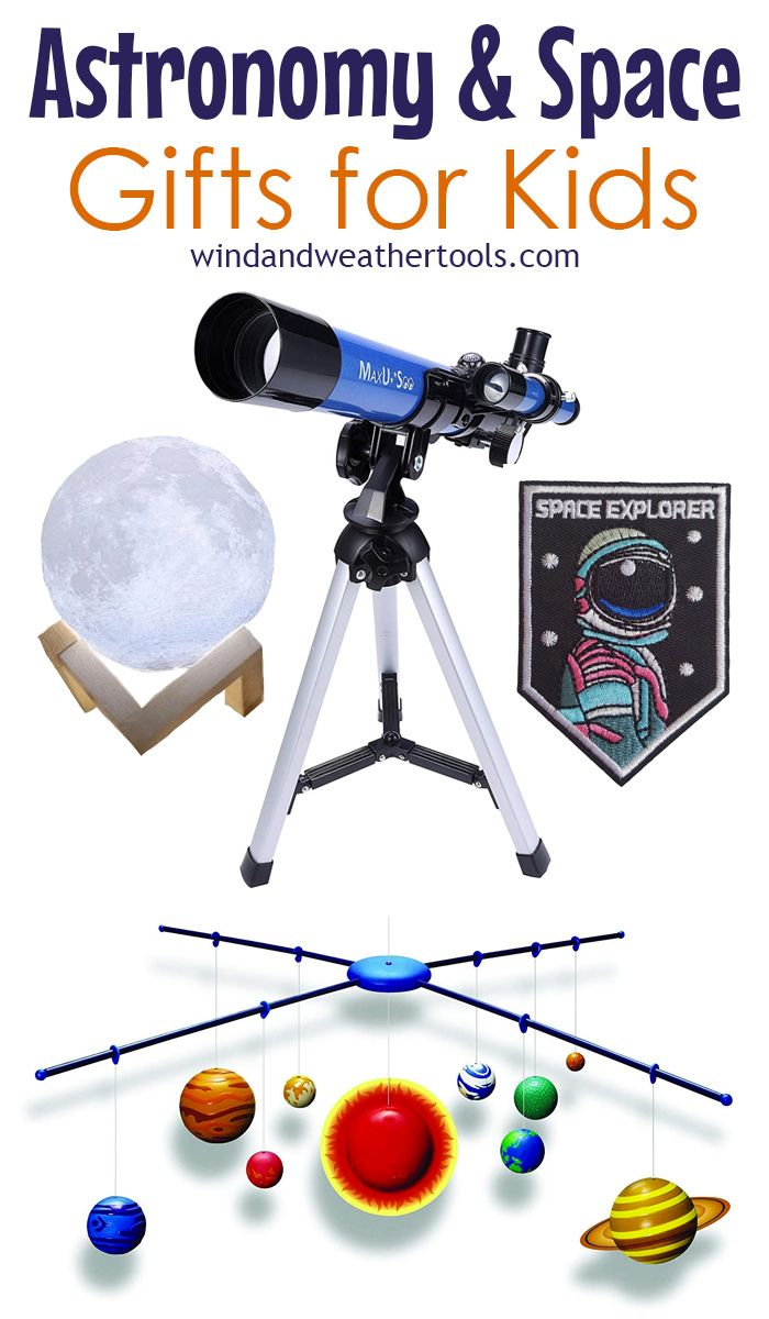 15 E Astronomy Gifts For Kids