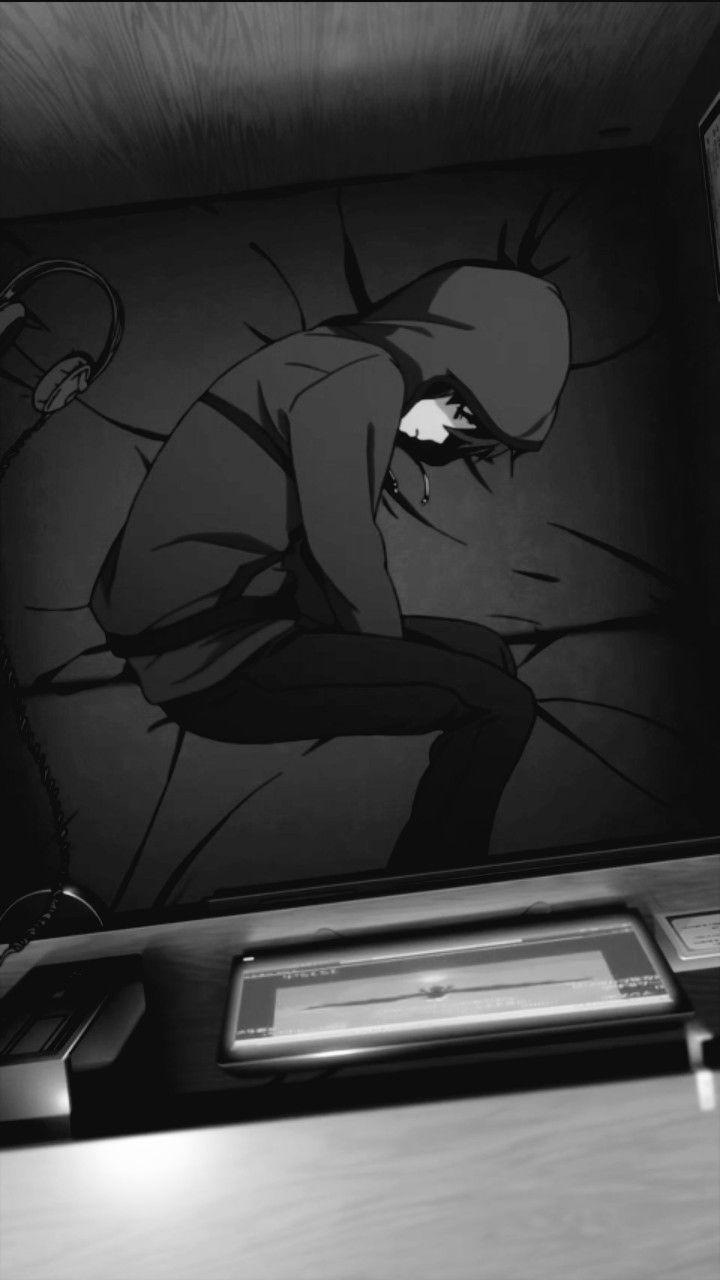I Love This Picture Anime Chorando Imagem De Desenho Triste