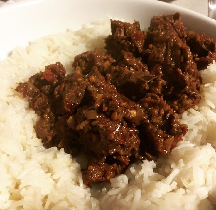 Beef Bhuna (Curry Club book) #SlimmingWorld #SynFree