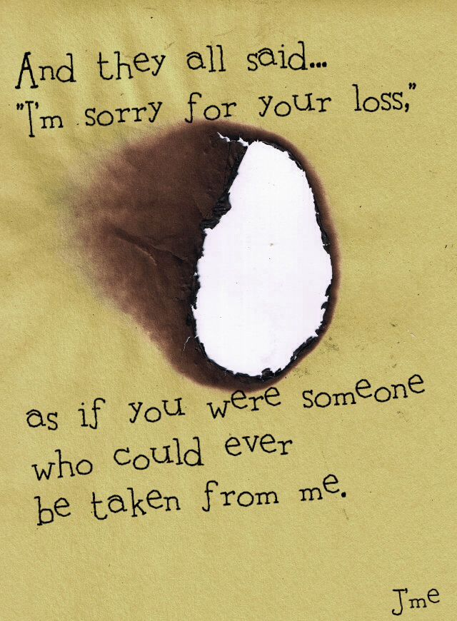 32 Best Images About Sorry For Your Loss On Pinterest